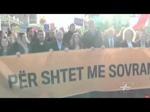 Opozita: Shtet me sovranitet - News, Lajme - Vizion Plus