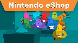 Nintendo eShop - Runbow Online and Adventure Trailer