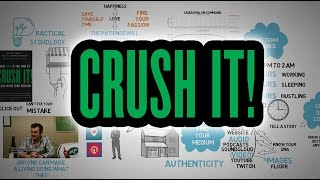 Crush It - How To Make Money From Your Passion - Gary Vaynerchuk