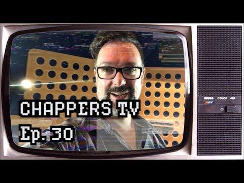 STUDIO HANGS & ANTIQUE FINDINGS - Chappers TV Ep.30