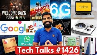 Teknik Konuşmalar # 1426 - PUBG BAN Yine mi?, Realme Dizüstü Bilgisayarlar, Xiaomi 200MP, iQOO 7 Lansmanı, S21 FE, SD888 Pro