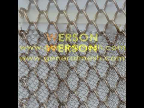 generalmesh fireplace screen wire mesh,fireplace mesh curtain, fireplace replacement screen mesh