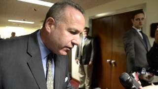Sen. President Pro Tem Darrell Steinberg on Sen. Calderon
