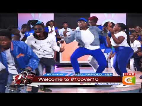 DJ Arnold beat on the ten #10Over10