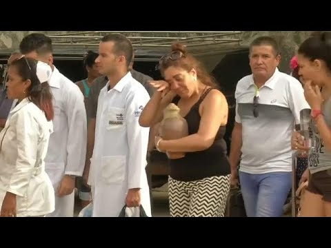Death toll from Cuba plane crash rises