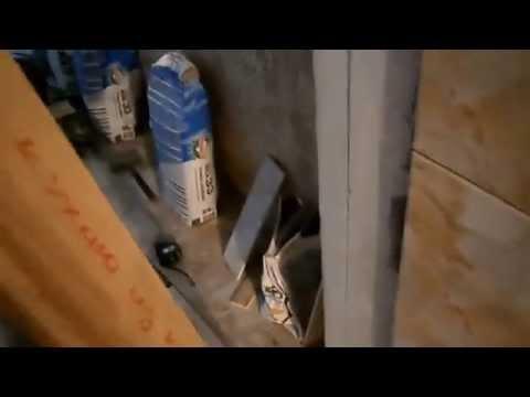 Откосы из плитки. Дверь под плитку.Плитка вокруг двери