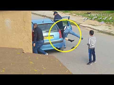 ALGERIE- قوات الأمن تتعدى بوحشية على الشيخ علي بن حاج وتختطفه