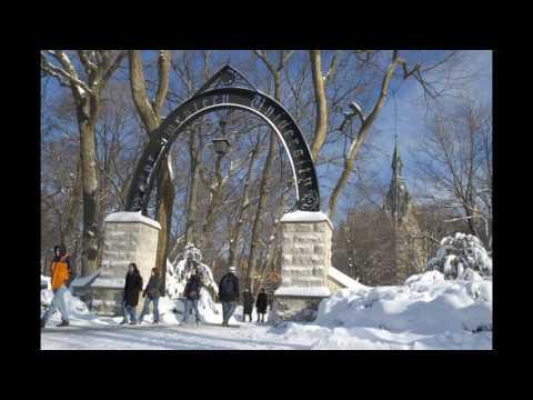 Northwestern University in Evanston - Illinois