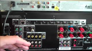How to Connect a CD player to a home stereo or surround sound receiver