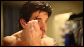 """Character Study: Watch Andy Karl Prepare to Step In the Ring as Rocky Balboa Backstage at """"Rocky"""""""