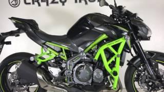 Комплект защиты серии PRO для Kawasaki Z900