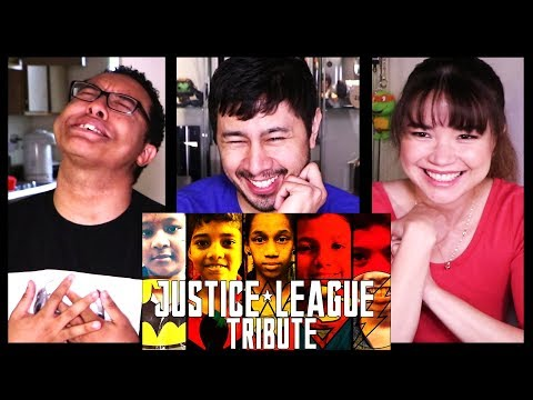 JUSTICE LEAGUE TRIBUTE   Tushar Lall   The Indian Jam Project   Reaction!
