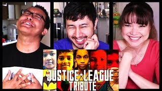 JUSTICE LEAGUE TRIBUTE | Tushar Lall | The Indian Jam Project | Reaction!
