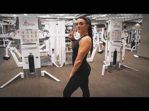 FULL UPPER BODY Workout - Ashtyn Pharis Fitness