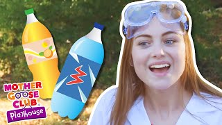 Mentos and Soda Experiment + More | Mother Goose Club Dress Up Theater #NurseryRhymes
