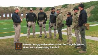 5.11 Tactical Pistol Training 1.5 Video - Course Introduction