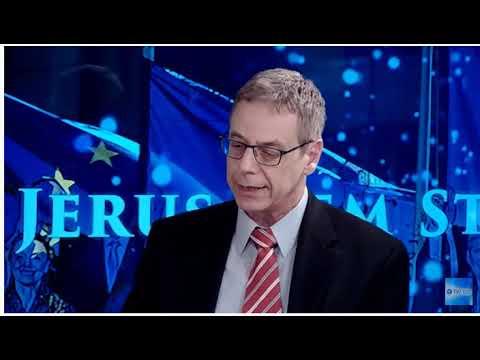 Prof. Gerald Steinberg, on TV7 Israel News, Jerusalem Studio ENGLISH