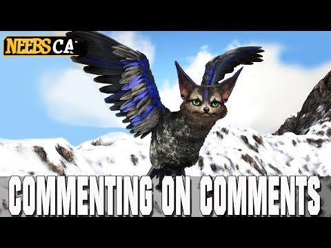 CROSSBREEDING IN ARK! - Commenting on Comments