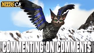 CROSSBREEDING IN ARK!!! - Commenting on Comments