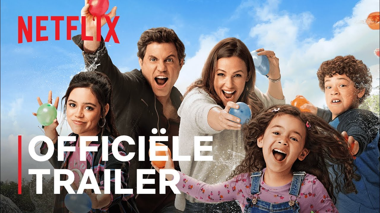 'Yes Day' met Jennifer Garner | Officiële trailer | Netflix