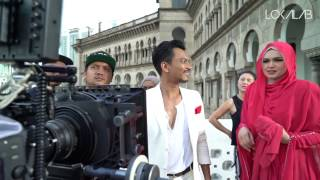 Behind The Scenes - Dirgahayu (Music Video) - Dato