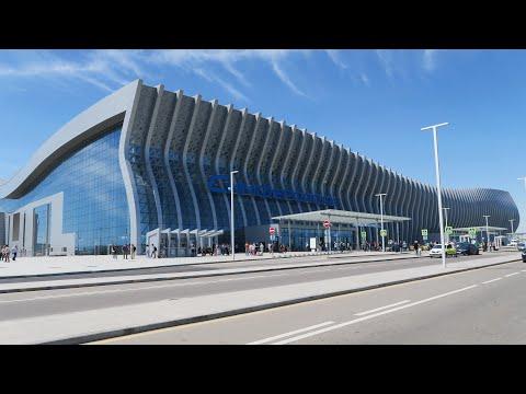 Аэропорт Симферополь 2019