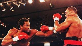 Lennox Lewis vs Oliver McCall I & II (Highlights)