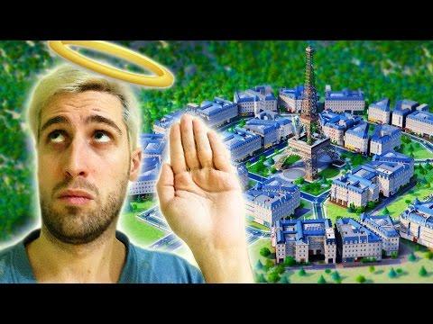FEKETE JÉZUS TEMPLOMA FELÉPÜL � SimCity #2