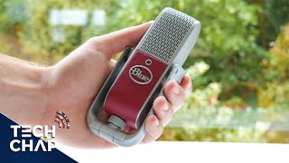 Blue Raspberry Microphone Review - Small but Mighty!