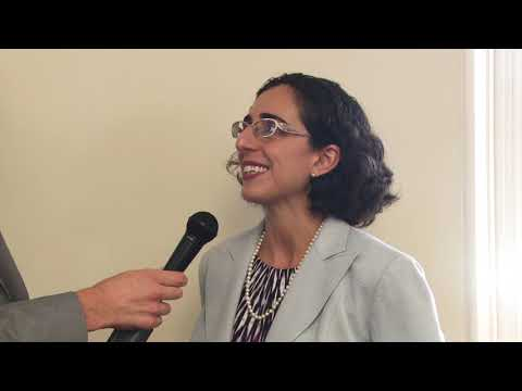 Renee Gindi, PhD of CDC, NCHS, interviewed by Hunter Alkonis of Men's Health Network