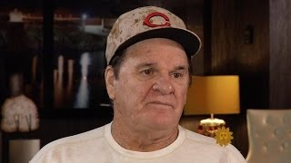 "Pete Rose: ""I'll get into the Hall of Fame"""