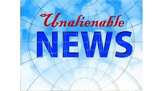 Unalienable News #1