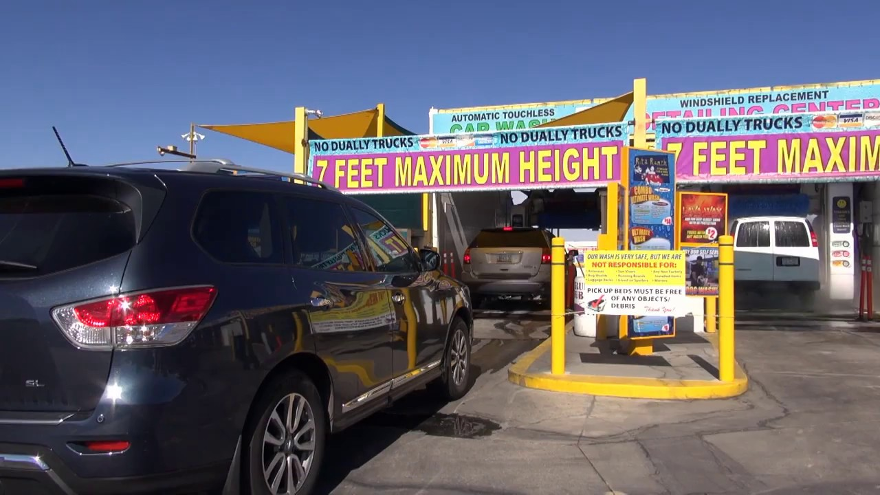 Marvelous Rita Ranch Automatic Car Wash