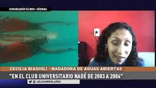 Cecilia Biagiolli en El Show En La Red 08 06 2020