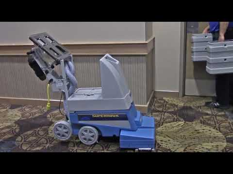 Supernova Self Contained Carpet Extractor