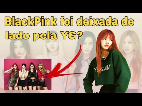 BLACKPINK vai acabar? YG  Entertainment vai lan莽ar  novo grupo feminino em 2019