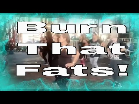 Burn that Fats and Calories! - Zumba Dance Exercise