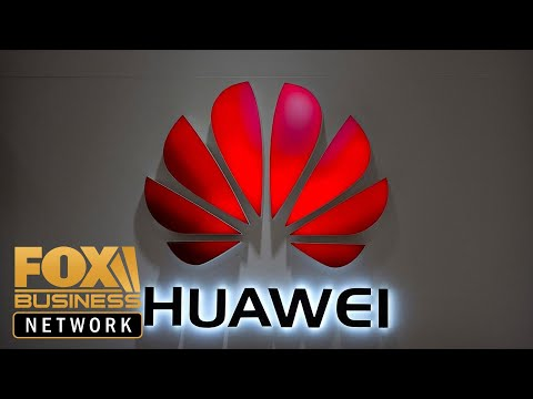 Trump says Huawei could be included in a US-China trade deal