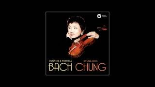 Kyung Wha Chung records Bach Chaconne - Sonatas and Partitas for Solo Violin