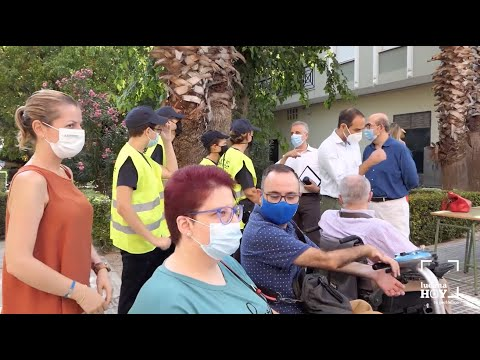 VÍDEO: AMFE, Ayuntamiento de Lucena y Fundación La Caixa propician la integración laboral de personas con discapacidad