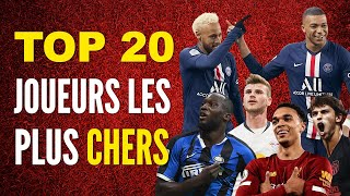 VIDEO: TOP 20 JOUEURS LES PLUS CHERS !