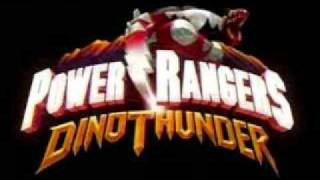 Power Rangers Dino Thunder - Theme Song