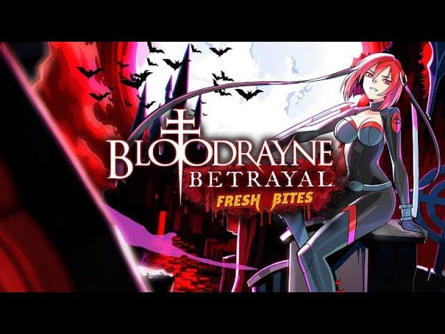 BLOODRAYNE BETRAYAL FRESH BITES - Inicio de Gameoplay