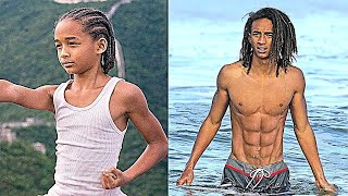 Jaden Smith - Transformation From 1 To 18 Years Old