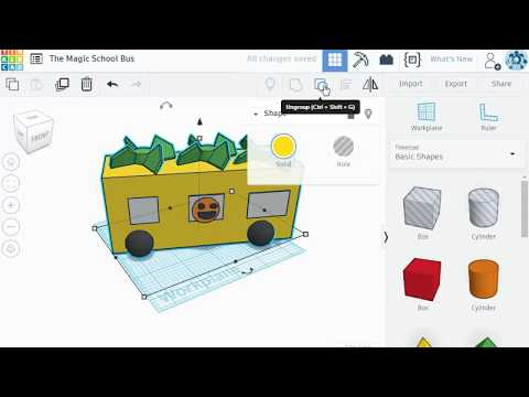 Import 3D Models (with Color) into CoSpaces