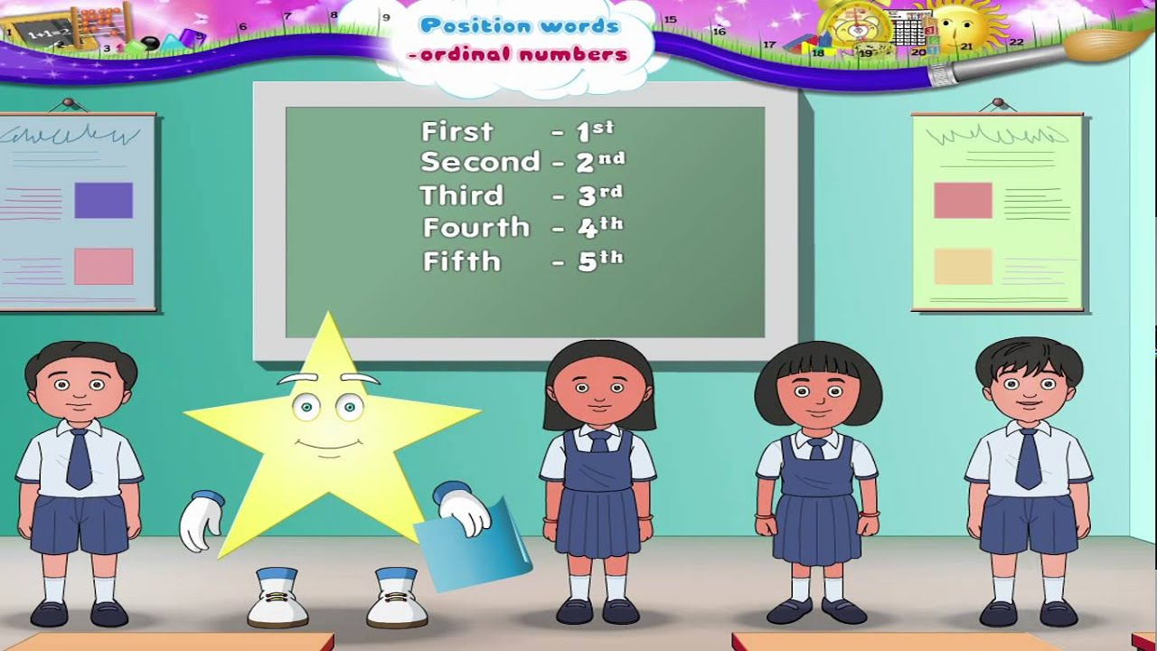 Ordinal Numbers - Lessons - Tes Teach