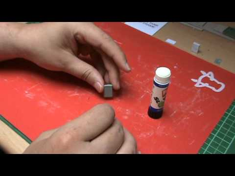 "Wordsworth Model railway 98 – Tutorial ""Building line side electrical boxes"""