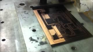 PCB  Laser - fazendo placa de circuito impresso com alta qualidade.