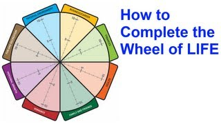 the wheel of life a self assessment tool
