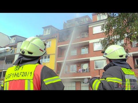 [balkonbrand-im-3.-og-|-brandausbreitung-verhindert]---innen--&-außenangriff---feuerwehr-langenfeld